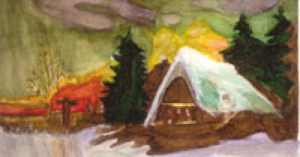 Szájjal és Lábbal Festő Művészek