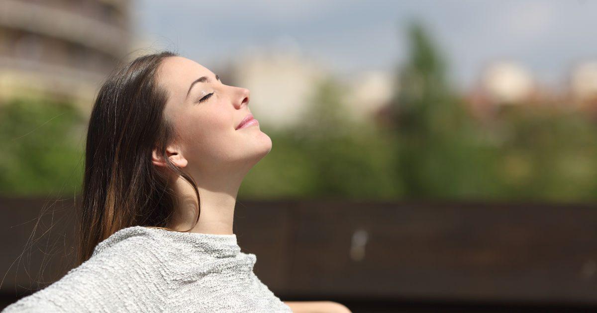 Belégzés, kilégzés – megkönnyebbülés