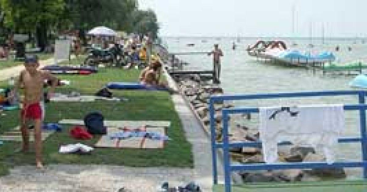 Legjobb magyar strandok 2010-ben