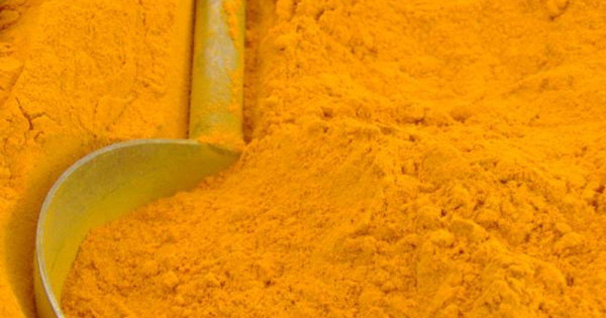 Kurkuma, a rákgyógyító fűszer