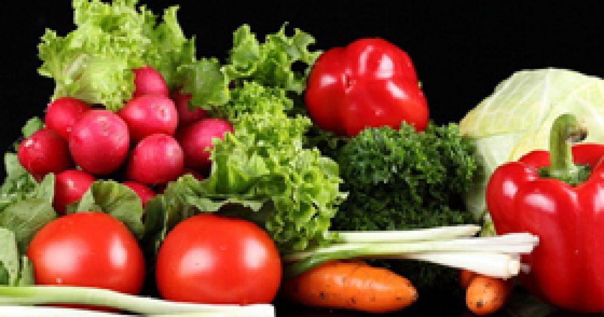 Zöldségek ereje