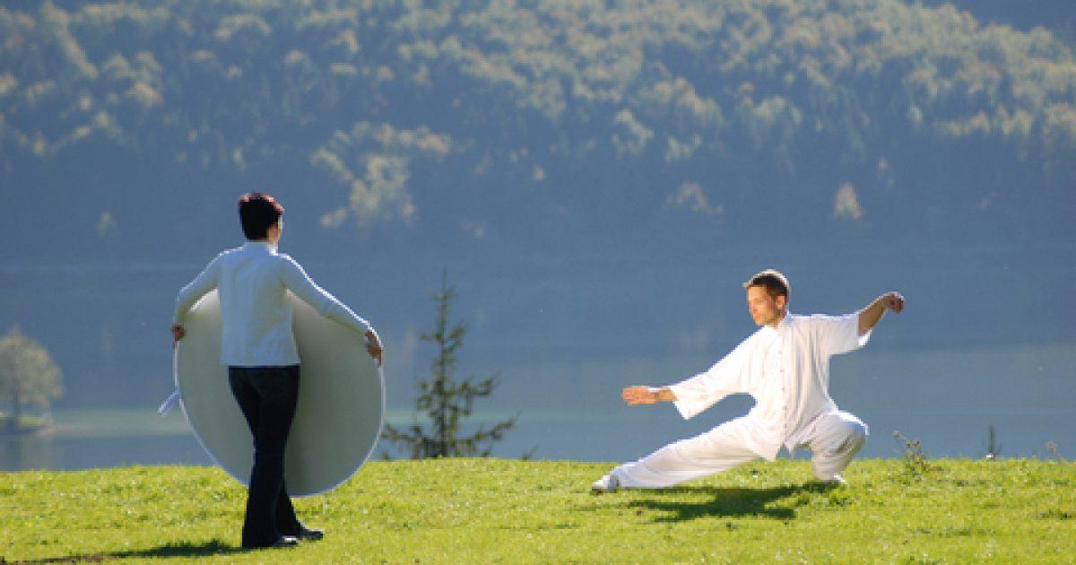 Tai Chi – segít a stressznél és depressziónál