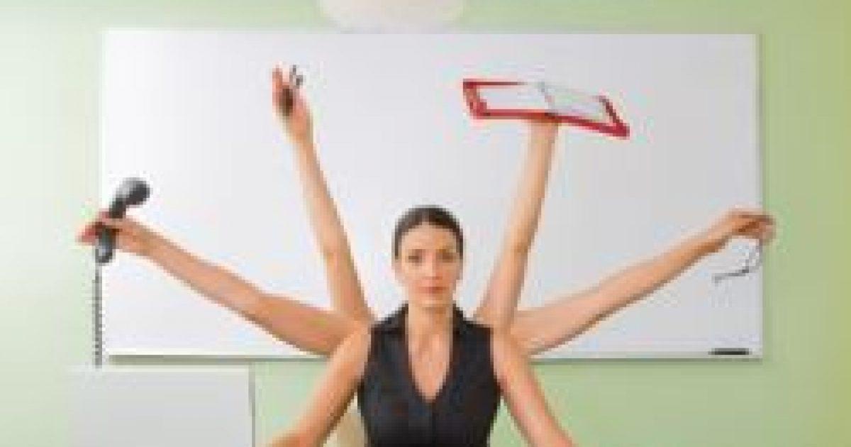 A nők sem tudnak egyszerre több feladatra koncentrálni