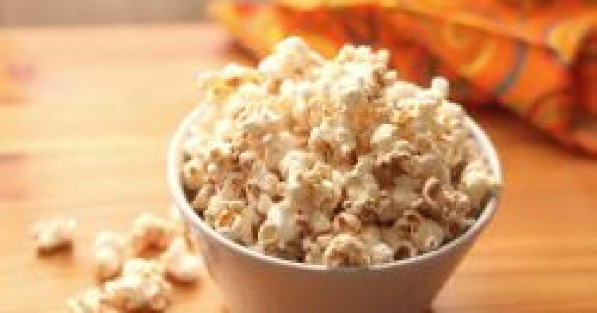 Szívbetegséget okoz a pattogatott kukorica?