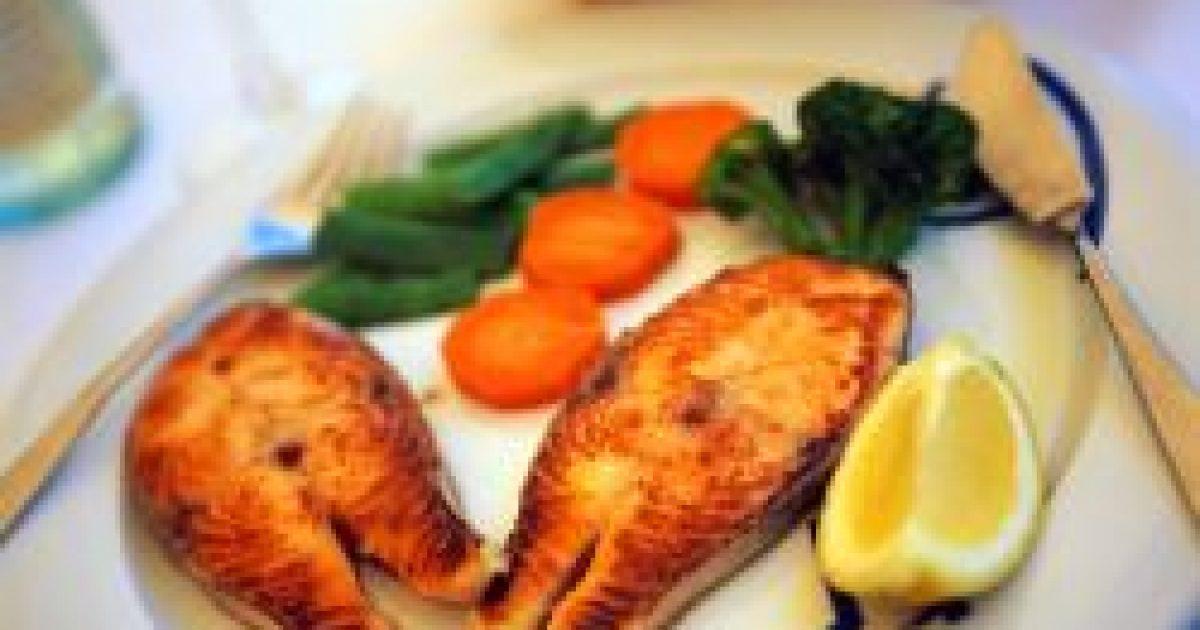 Csökkenti a terhesség alatti szorongást a heti egy adag hal