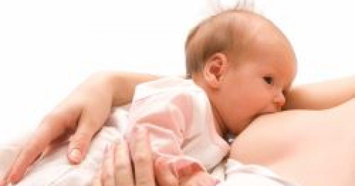 Intelligensebbek lesznek a sokáig szoptatott csecsemők