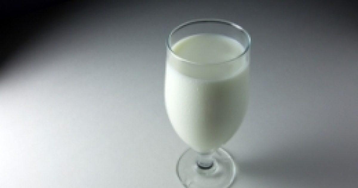 Kerülje a tejet és az ízfokozókat, ha teherbe akar esni