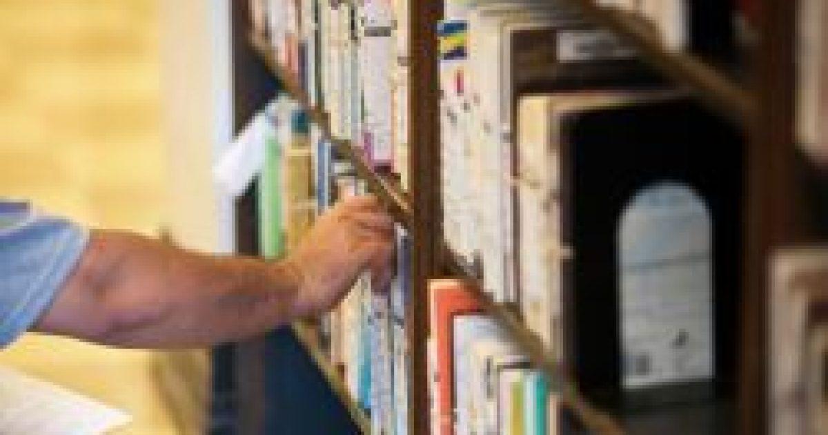 Herpesz és kokain A szürke ötven árnyalatának könyvtári példányán