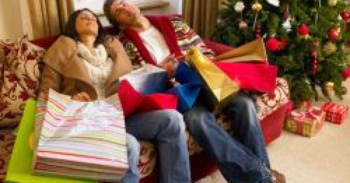 Az ősi harcolj vagy menekülj reakciót válthatja ki a karácsonyi bevásárlás