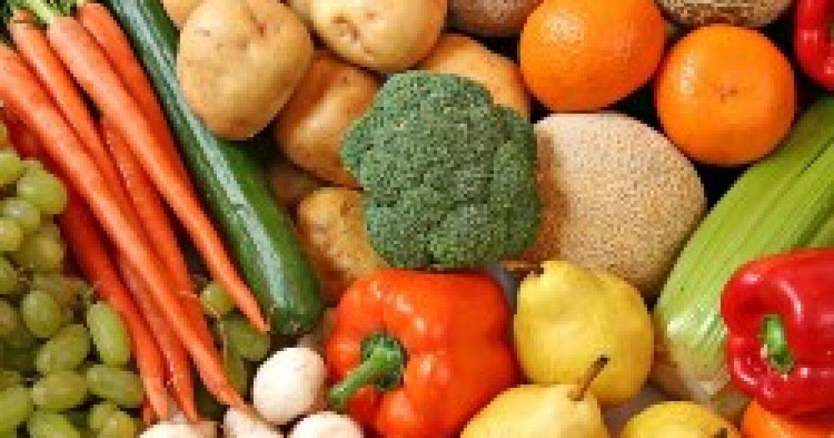 Véd az asztma ellen a sok zöldség és gyümölcs