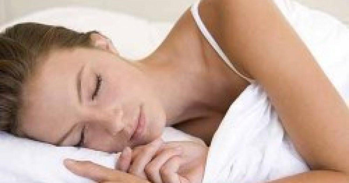 Elég csak gondolni a jobb alvásra a kipihentséghez