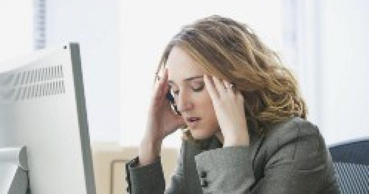 A stressz megnehezíti a teherbe esést