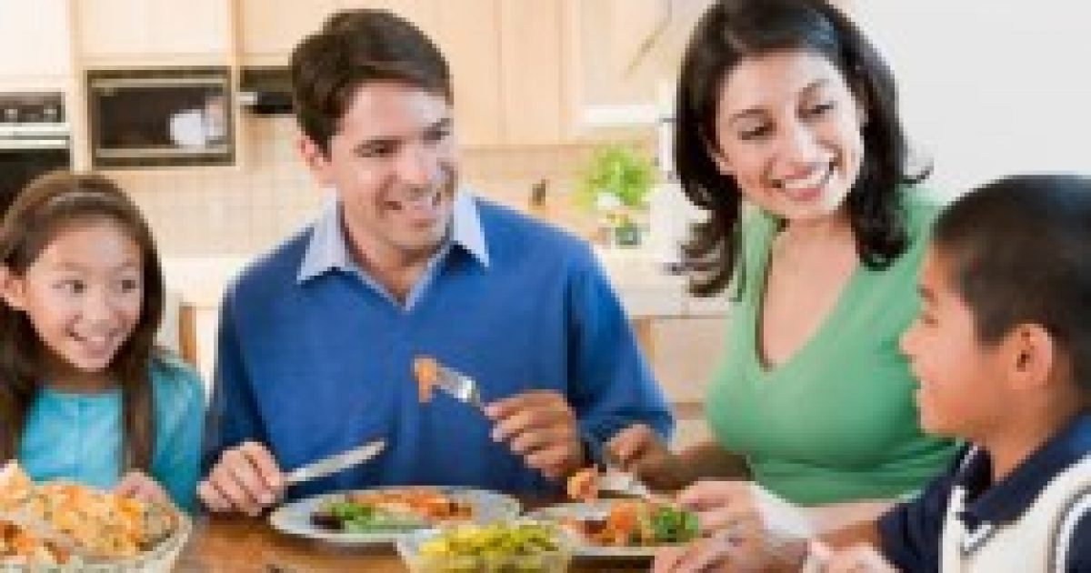 A családi szokások és a gyerekek érzelmi egészsége