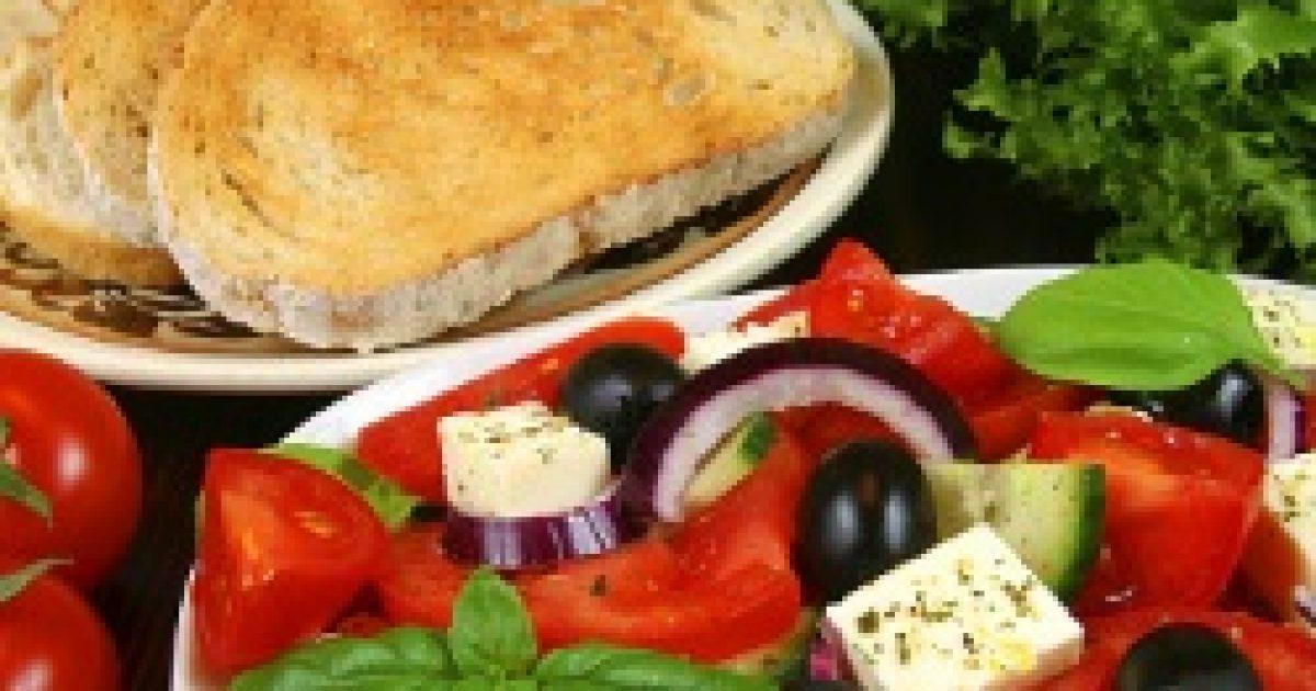 A mediterrán étrend előnyei gyerekeknek