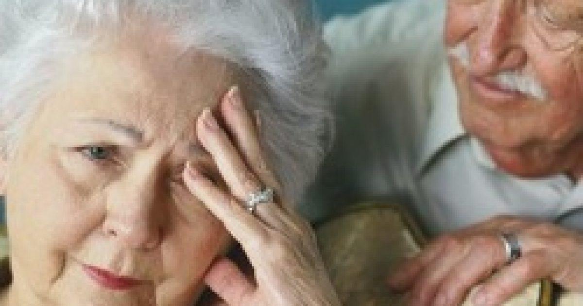 A magas vérnyomás védi a nagyon időseket a demenciától