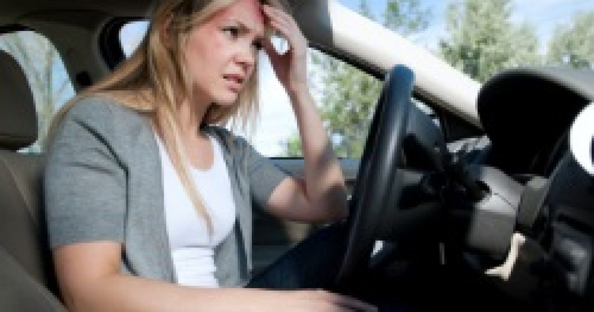 Az a legstresszesebb, aki autóval jár dolgozni