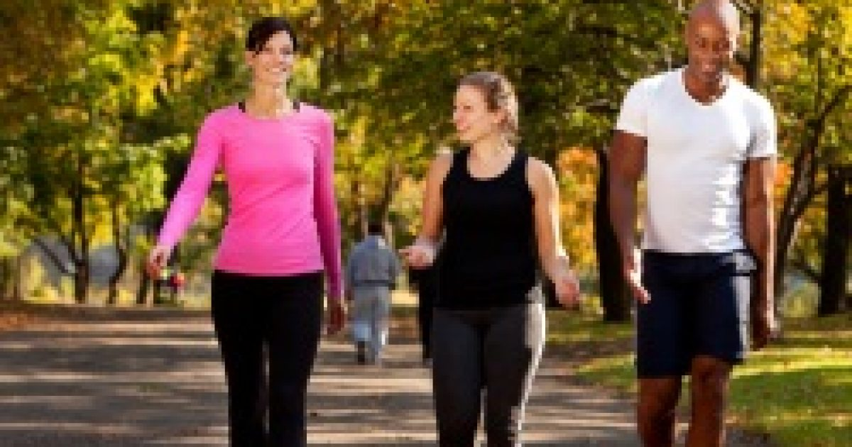 Napi félóra séta a csodaszer az elhízás és a cukorbetegség ellen