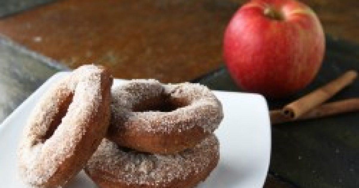 Mit választ: fánkot vagy almát?