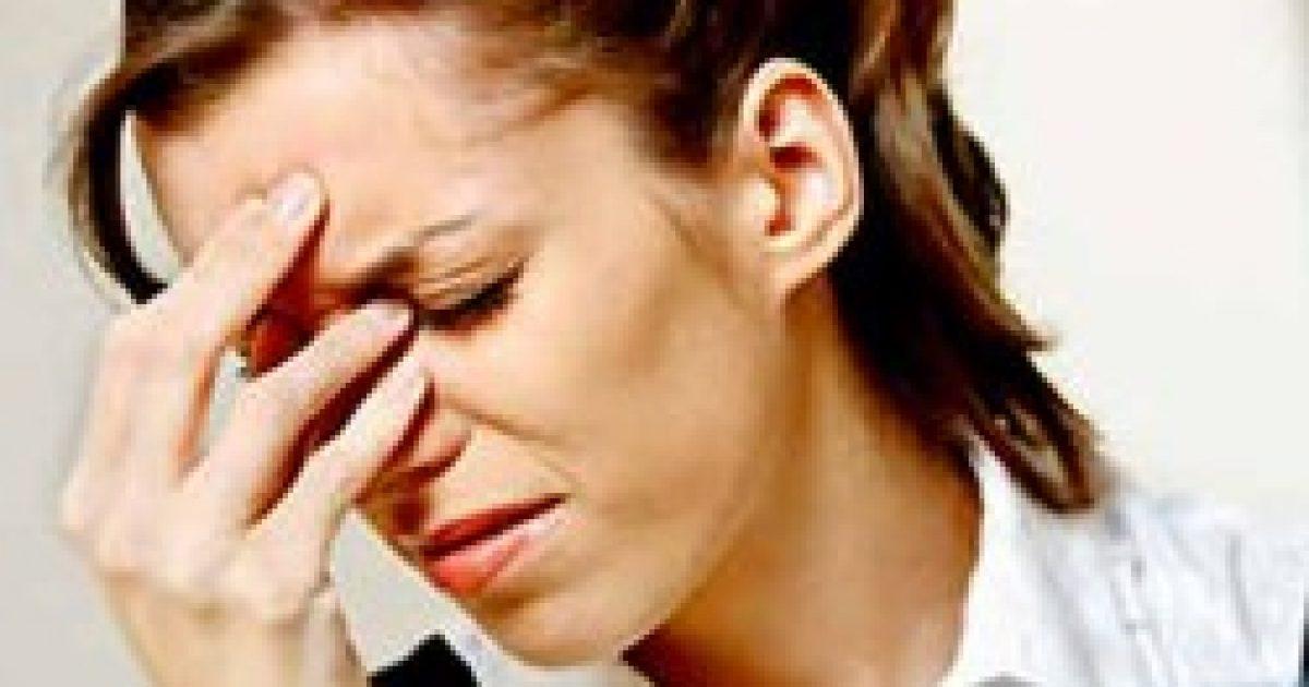 Stresszből is megárt a sok