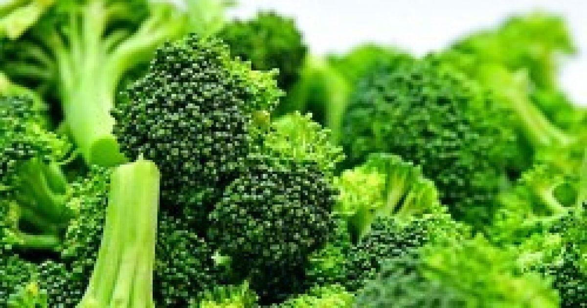 Brokkoli: a zöld kemoprevenció