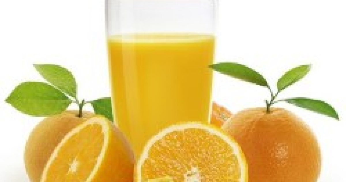 Javítja a memóriát a narancslé