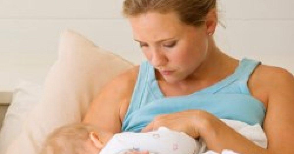 Az anyatej véd a környezetszennyeződéstől