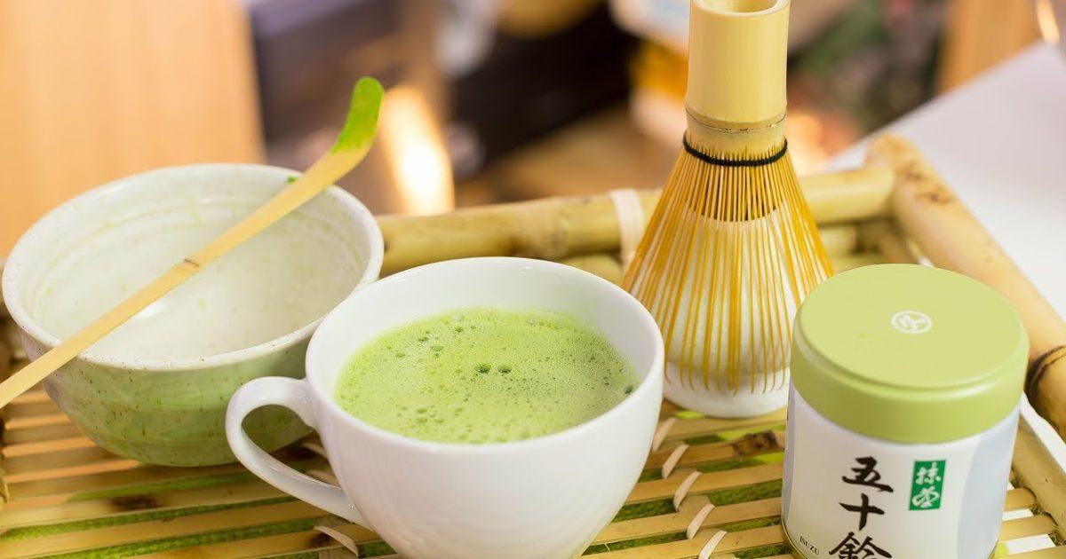 Matcha, a serkentő tea Japánból