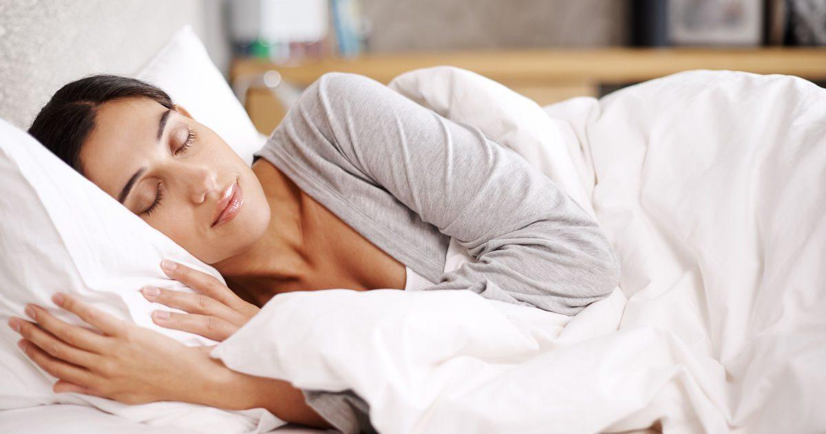 az alvás lefogyhat