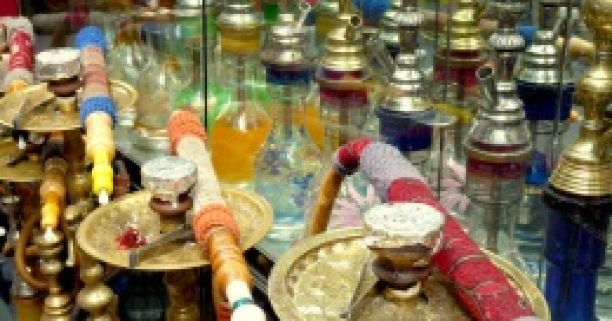 Vízipipa: kátrány, fertőzések, függőség