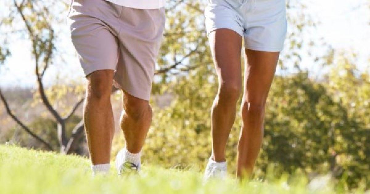 Napi 10 000 lépés gyaloglás, kevesebb üldögélés