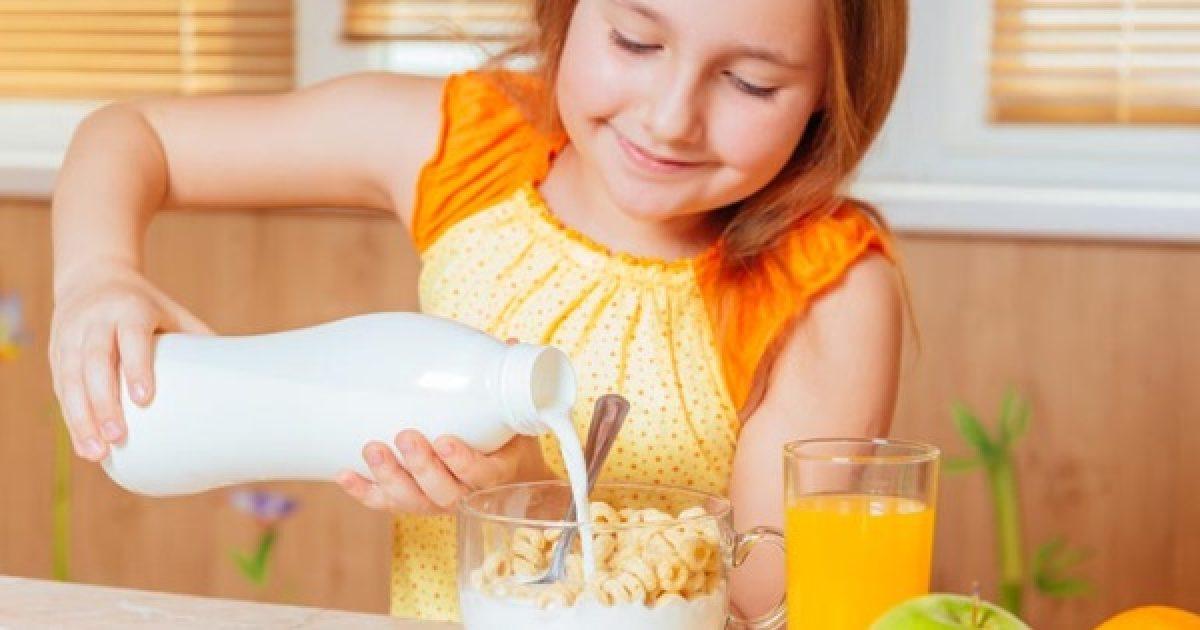 Hízik a gyerek, ha nem reggelizik