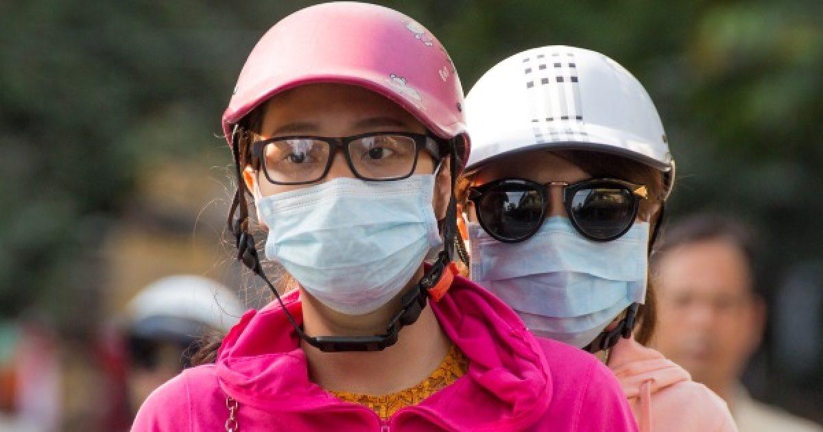 A szennyezett levegő még károsabb, ha edzünk