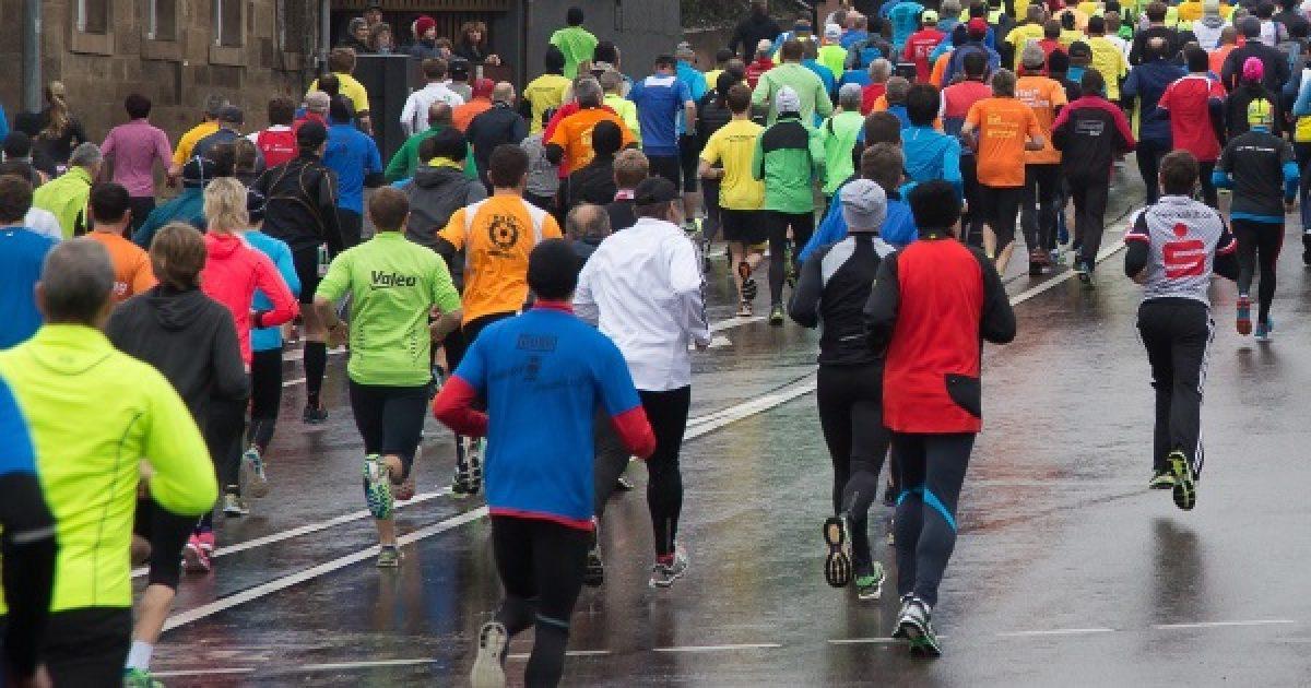 A futástól csökken a térdízületi gyulladás