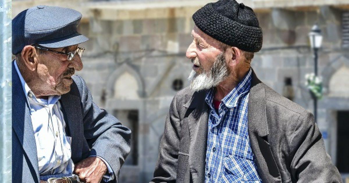 Érvek az öregedés mellett