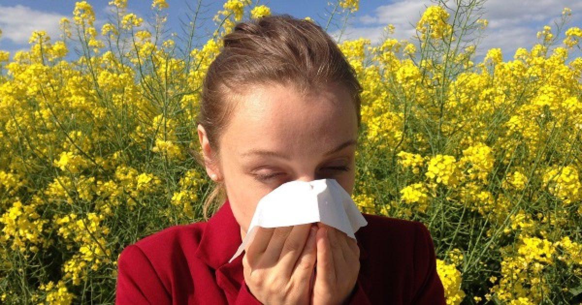 Új népbetegség: az allergia