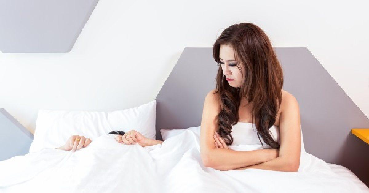 Mi történik a nő orgazmusával?