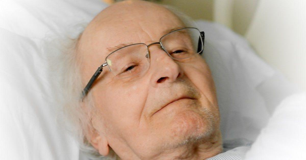 Az idős beteg inkább mozogjon, mint feküdjön