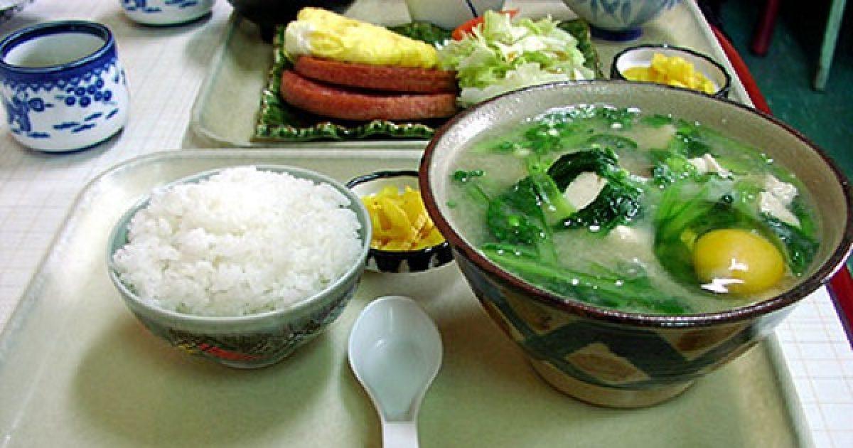 Washoku, a követendő japán étrend