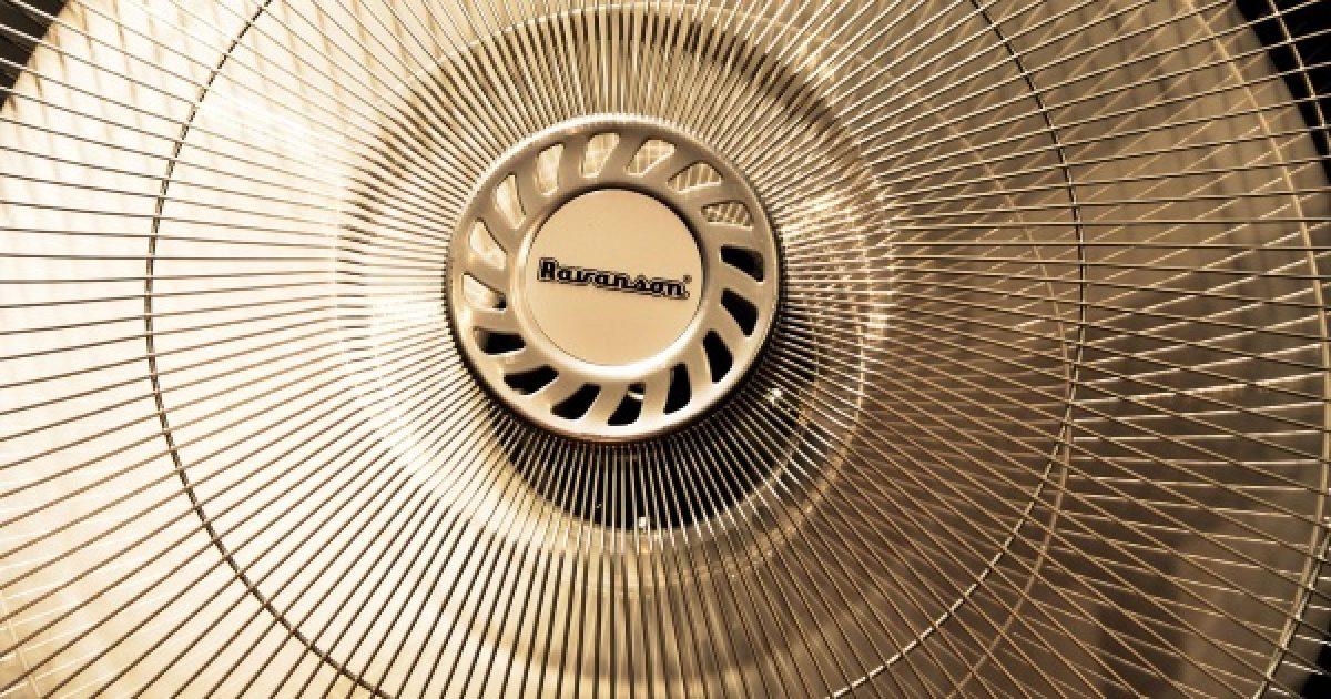 Időseknek nem biztos, hogy jó választás a ventilátor