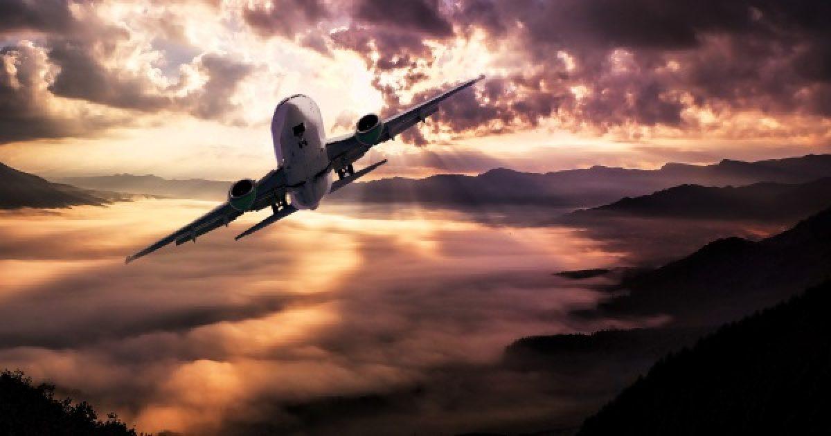 Oxigénhiány a repülőgépen