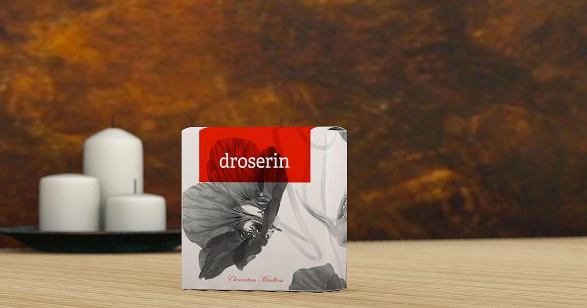 Droserin szappan