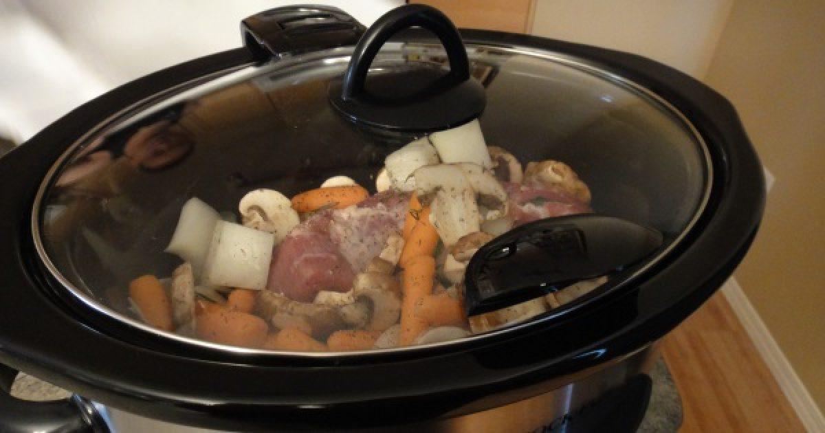 Lassú főzéssel egészségesen