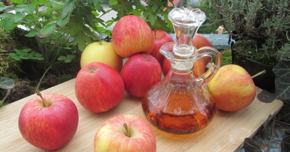Az almaecet üdvös hatásai