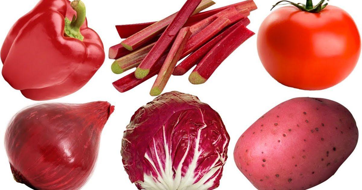 Töltsük fel raktárainkat piros színű zöldségekkel!