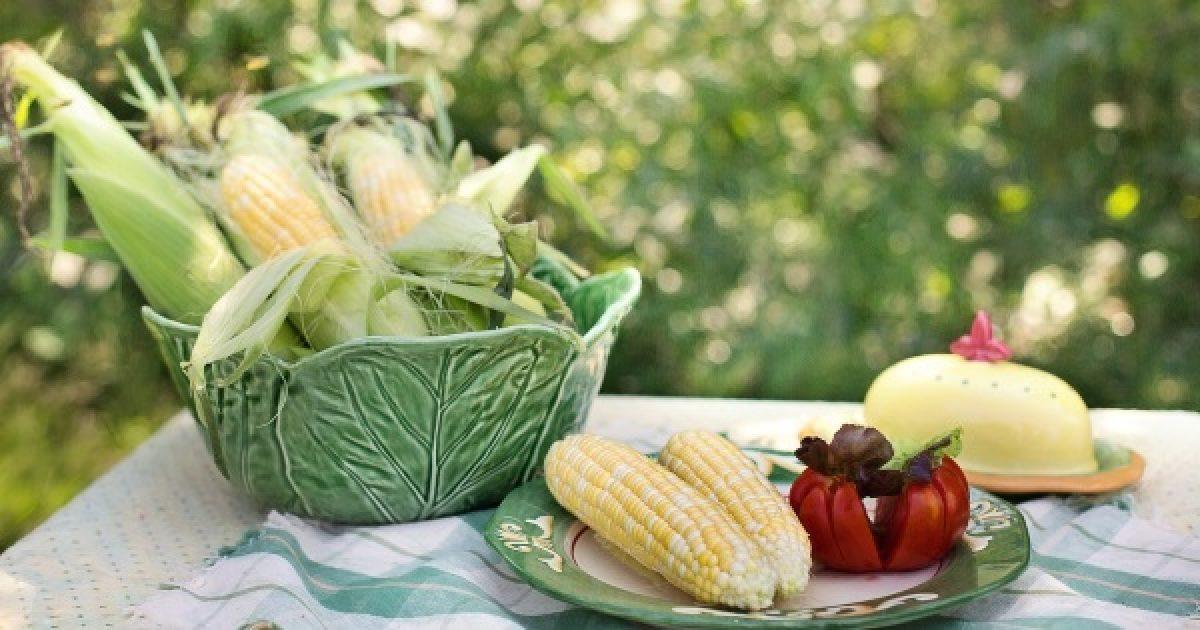 Kukorica, az egészséges élvezet