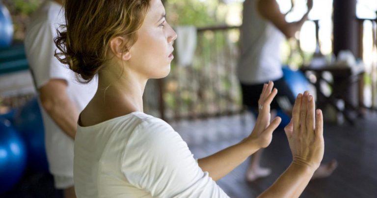Jobb testtartás, harmónia – ezt adja a tajcsi