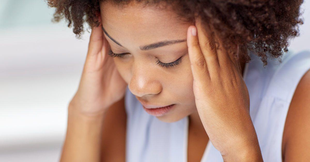 Sokak mumusa: migrén aurával