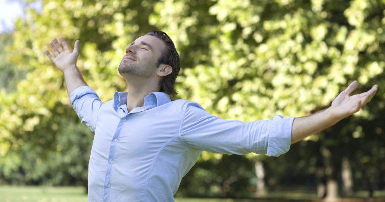 Segít a mély és tudatos légzés