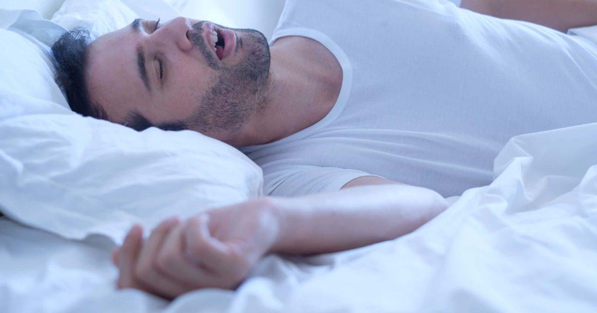 Ha éjszaka kimarad a légzés