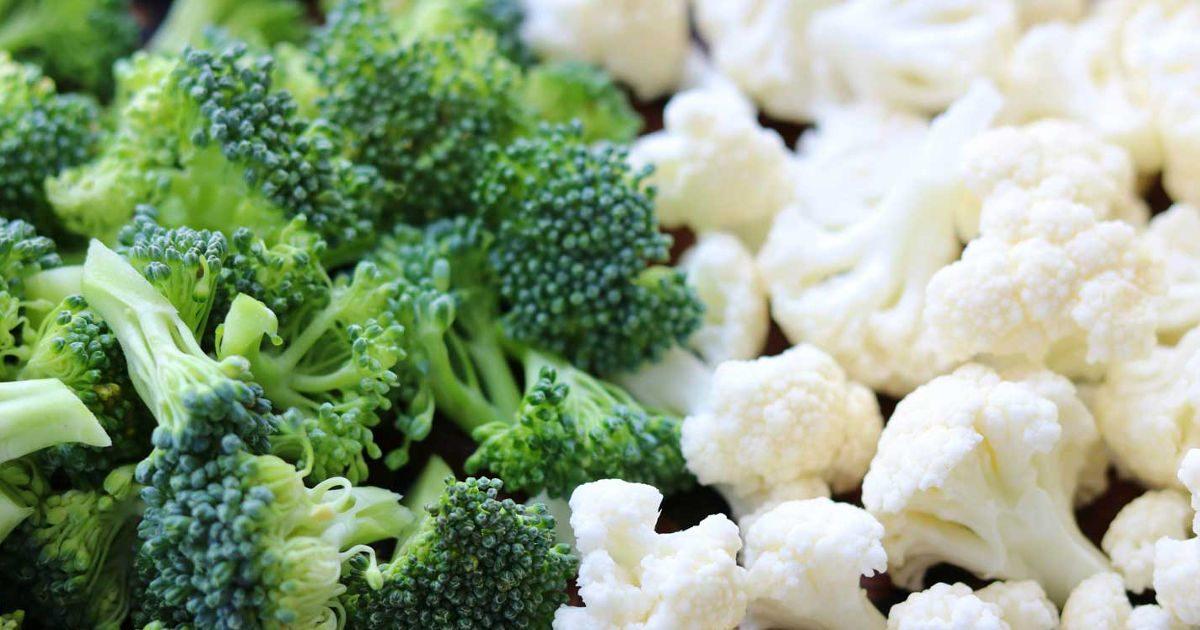 Brokkoli és karfiol: szinte kár megfőzni